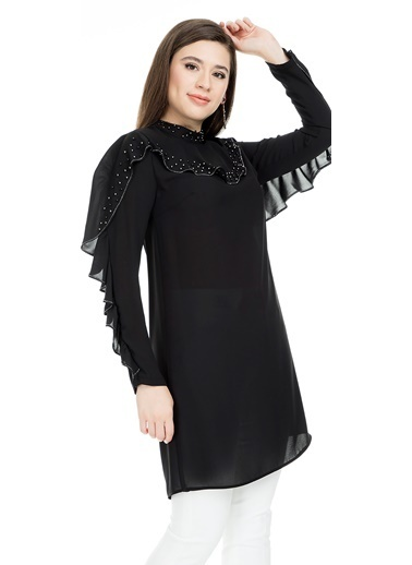 Modailgi Tunik Siyah